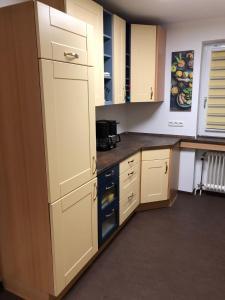 A kitchen or kitchenette at Nürnberg Nord