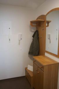 A bathroom at Nürnberg Nord