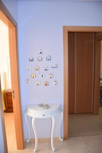 A bathroom at Sesimbra Terrace Oasis
