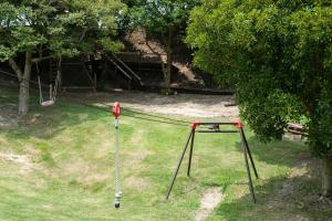Children's play area at Camel Hotel Resort