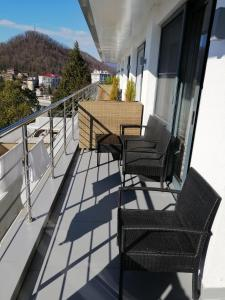 Балкон или терраса в Apartments Meridian