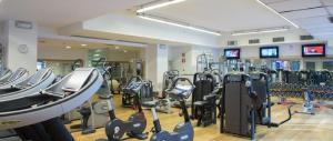 The fitness center and/or fitness facilities at Hotel Maggior Consiglio