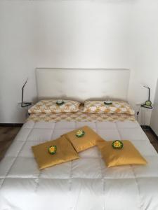 Un ou plusieurs lits dans un hébergement de l'établissement vacation vernazza