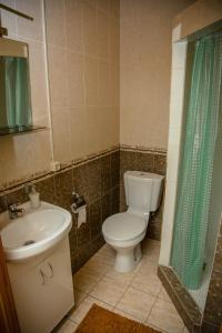 Ванная комната в Гостевой Дом Лилия