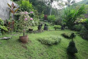 Zahrada ubytování Dasa Wana Resort