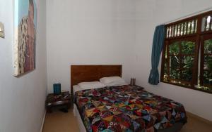 Postel nebo postele na pokoji v ubytování Dasa Wana Resort