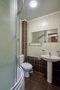 Ванная комната в Пансионат Лад