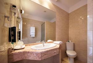 Łazienka w obiekcie Hotel Sara