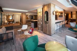 Restaurant ou autre lieu de restauration dans l'établissement Mercure Chambéry Centre