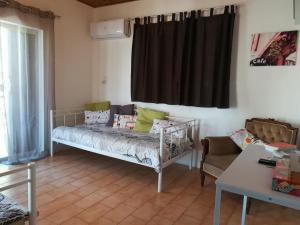 A seating area at NAKI Vacation Rental
