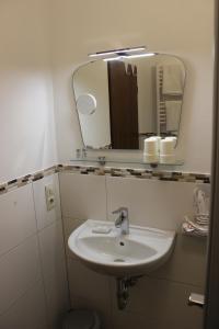 A bathroom at Auszeit am Eifelsteig