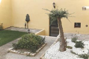 A garden outside Le Dimore di San Domenico Affittacamere