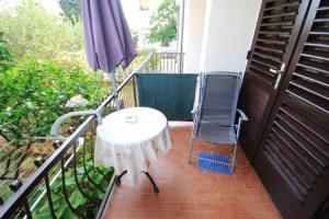 Balcone o terrazza di Mira Apartments