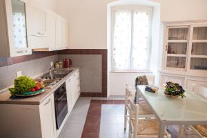Cucina o angolo cottura di Valdilimahouse