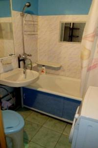Ванная комната в Apartment on Leninskiy 27