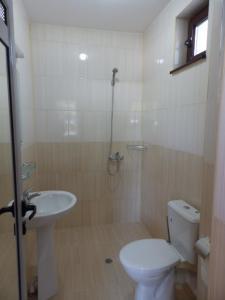 Ванная комната в Mix Hotel