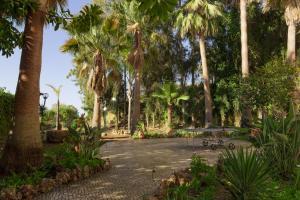 Een tuin van Luna Miramar Club