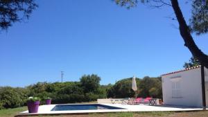 The swimming pool at or near Villa Bini Roca