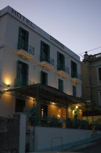 Otelin bulunduğu bina