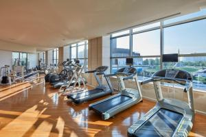 The fitness centre and/or fitness facilities at Grand Nikko Tokyo Daiba