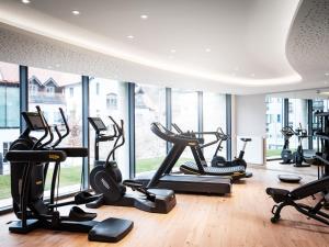 Salle ou équipements de sports de l'établissement AMERON Neuschwanstein Alpsee Resort & Spa