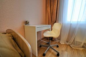 Гостиная зона в Apartments on Kosmonavtov