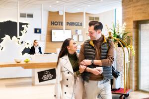 Pangea Hotel családos vendégei