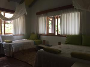 Кровать или кровати в номере El Romeron Casa de Campo