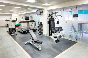 The fitness center and/or fitness facilities at Heritage Auckland, A Heritage Hotel