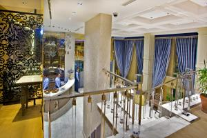 The fitness center and/or fitness facilities at Pierre Loti Hotel - Special Category