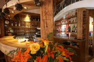 Salone o bar di Albergo Centrale