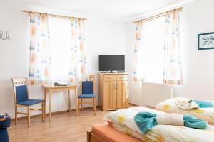TV/Unterhaltungsangebot in der Unterkunft Pension Schließelberger