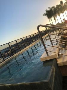 The swimming pool at or close to Edificio Time apartamento 1404