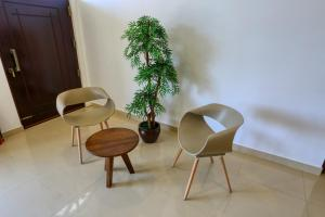 A seating area at Shamaz Galle - Level 1 Certified