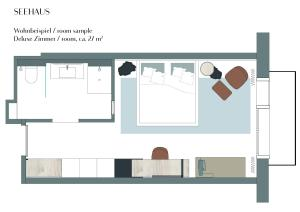 Plan de l'établissement AMERON Neuschwanstein Alpsee Resort & Spa