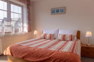 Кровать или кровати в номере Apartmany Aneta