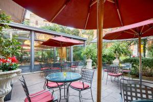 Ristorante o altro punto ristoro di Hotel Villa San Pio