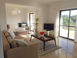 A seating area at Ocean Cascais - Apartment with Swimming Pool