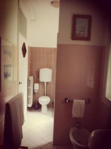 Ein Badezimmer in der Unterkunft Hotel Villa Belvedere