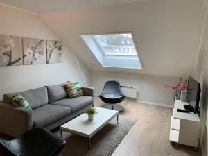 A seating area at The Apartments Company - Bislett