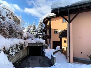 T3 Hotel Mira Val зимой
