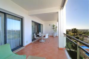 A balcony or terrace at Tim House