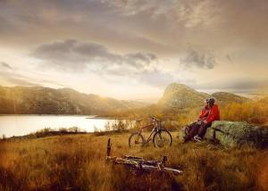 Rowery dostępne w obiekcie Geilo Mountain Lodge lub w pobliżu