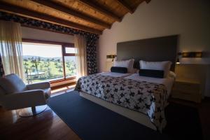 Cama o camas de una habitación en Hotel Convento San Diego