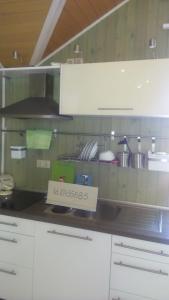 Кухня или мини-кухня в Любимый Причал