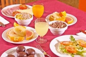 Ontbijt beschikbaar voor gasten van MLL Caribbean Bay