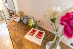 Кухня или мини-кухня в Milling Hotel Mini 11