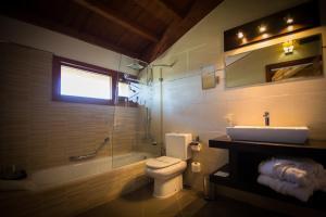 Un baño de Hotel Convento San Diego
