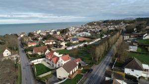Vue panoramique sur l'établissement Villa Tracy Guest house