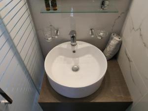 Un baño de Villa Gereoudis